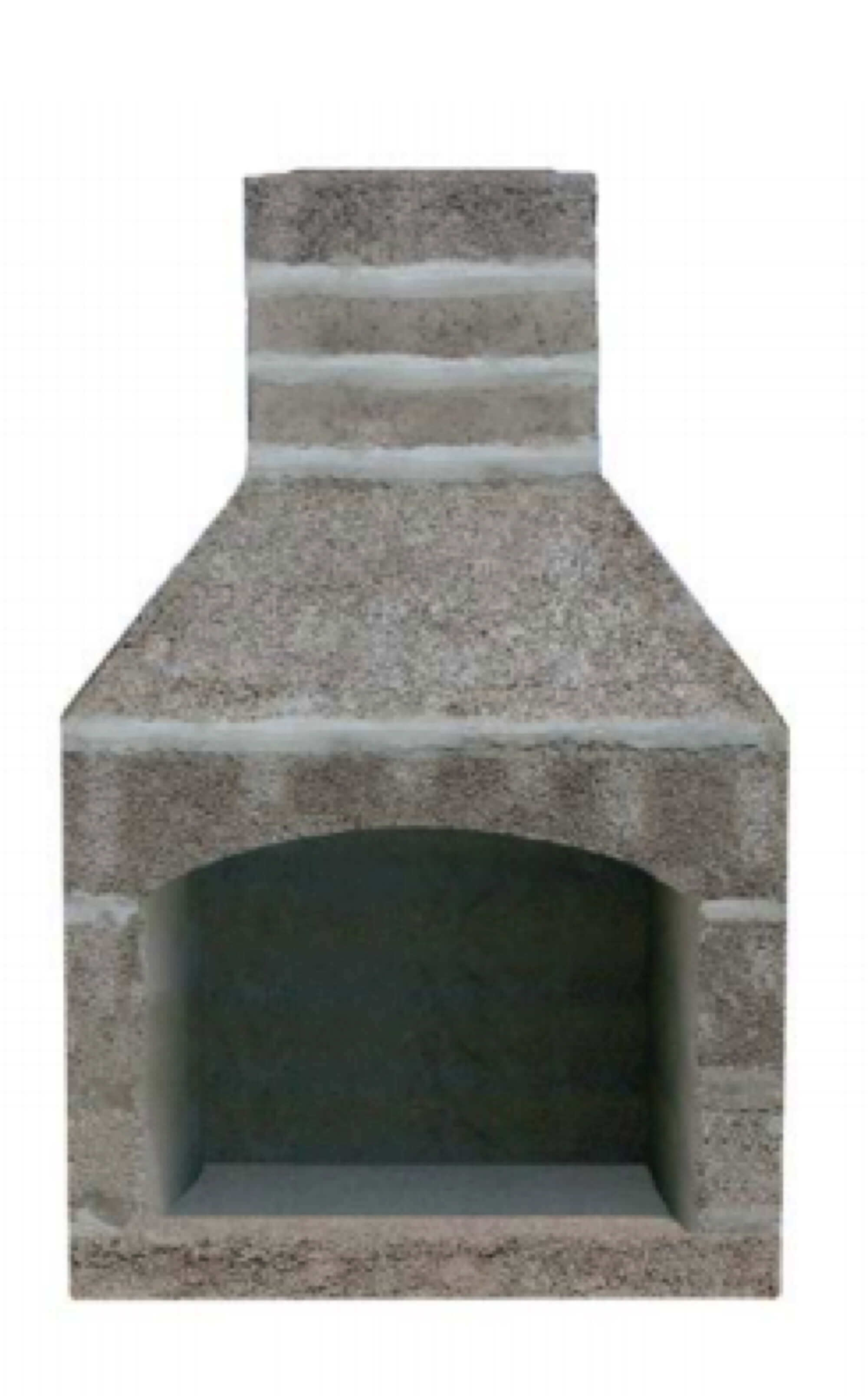Unfinished-Outdoor-fire-place-contractor-assembled-1