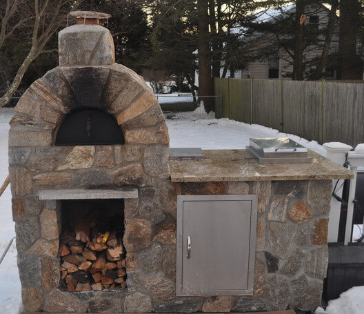 Outdoor Pizza Oven Kits Outdoor Pizza Oven Amerigo