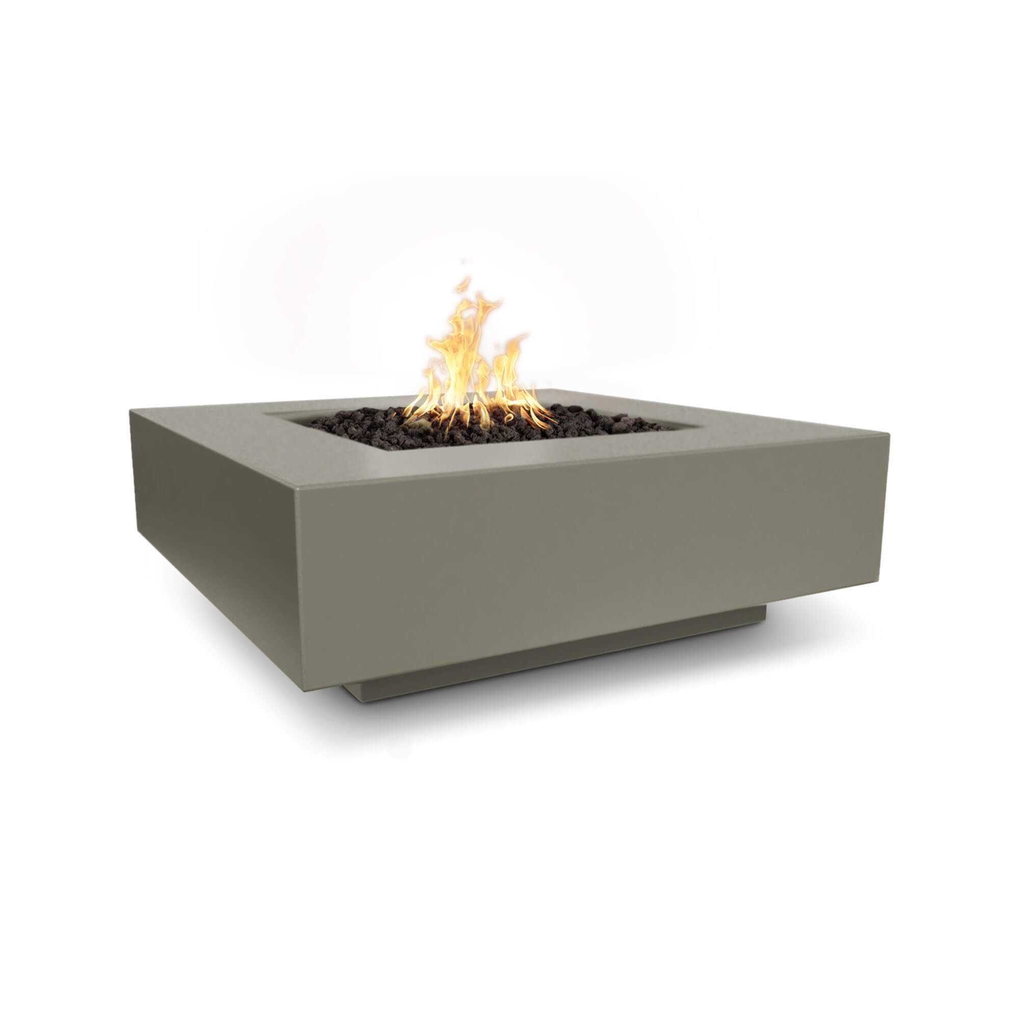 cabo concrete finished fire pit