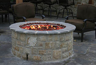 Finished-Firepit-with-Gas-new