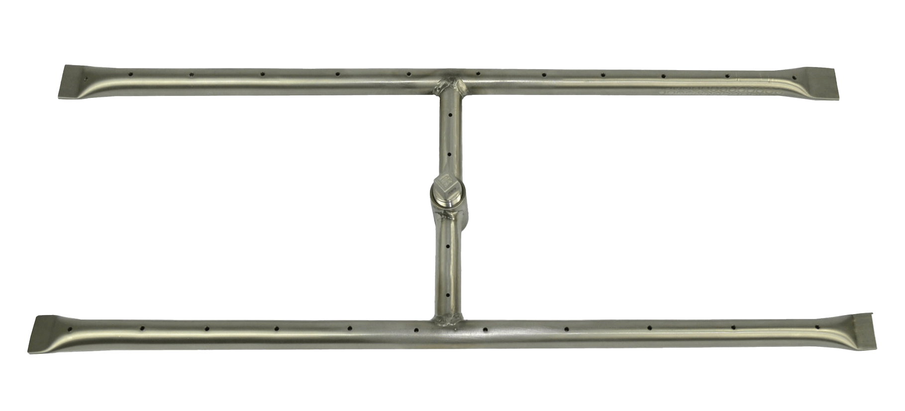 H Shaped Stainless Steel Gas Burner Kit
