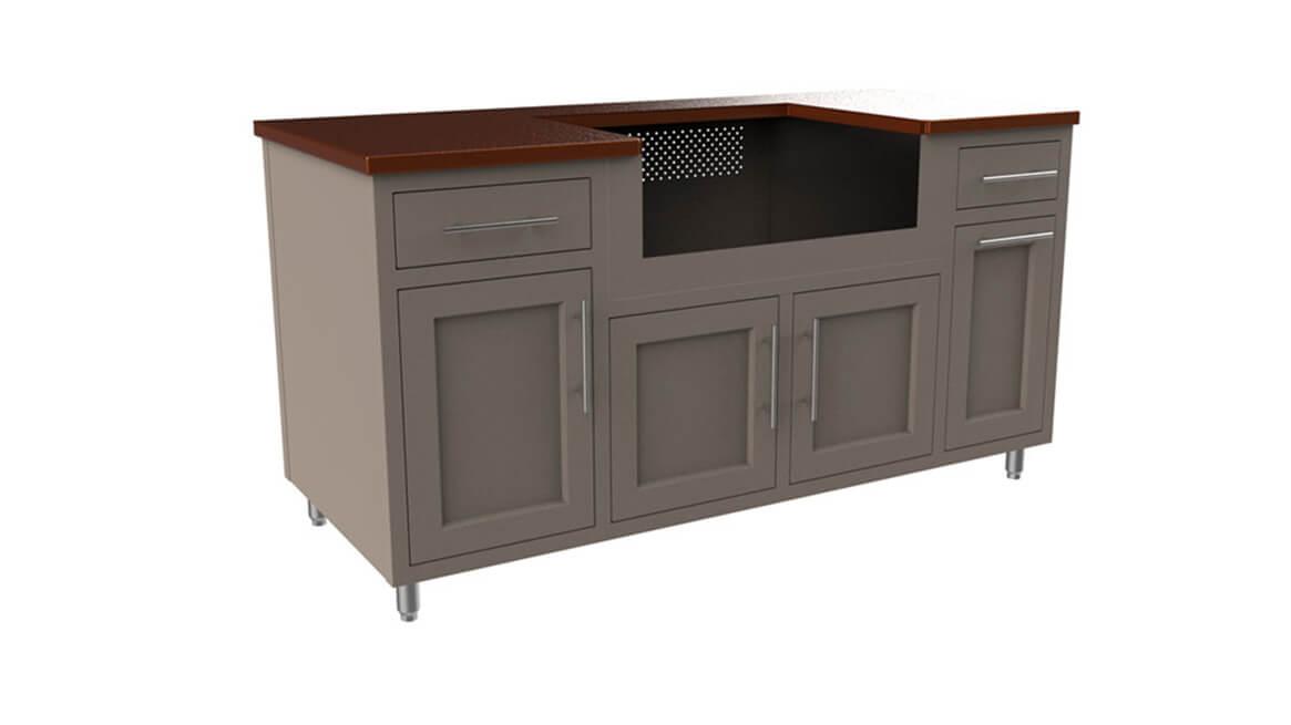 Outdoor-Aluminum-Kitchen-Cabinet-Custom-Layout-66