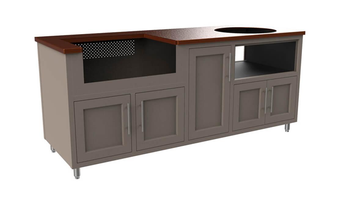 Outdoor-Aluminum-Kitchen-Cabinet-Custom-Layout--83-gdk
