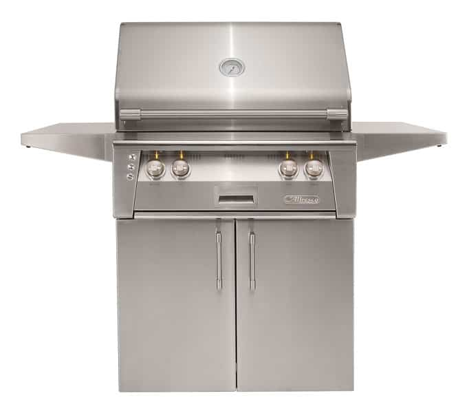 alfresco-30-inch-gas-grill-freestanding-cart
