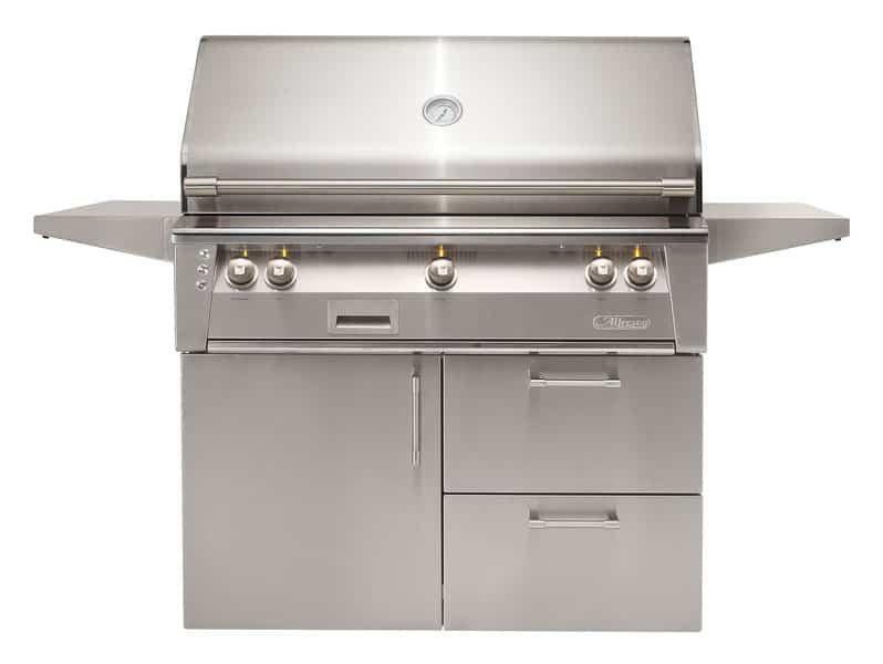 alfresco-42-inch-gas-grill-freestanding-cart-deluxe