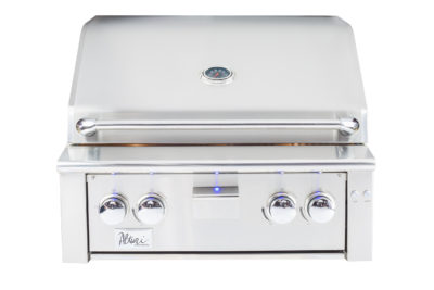 stainless steel grill, outdoor kitchen