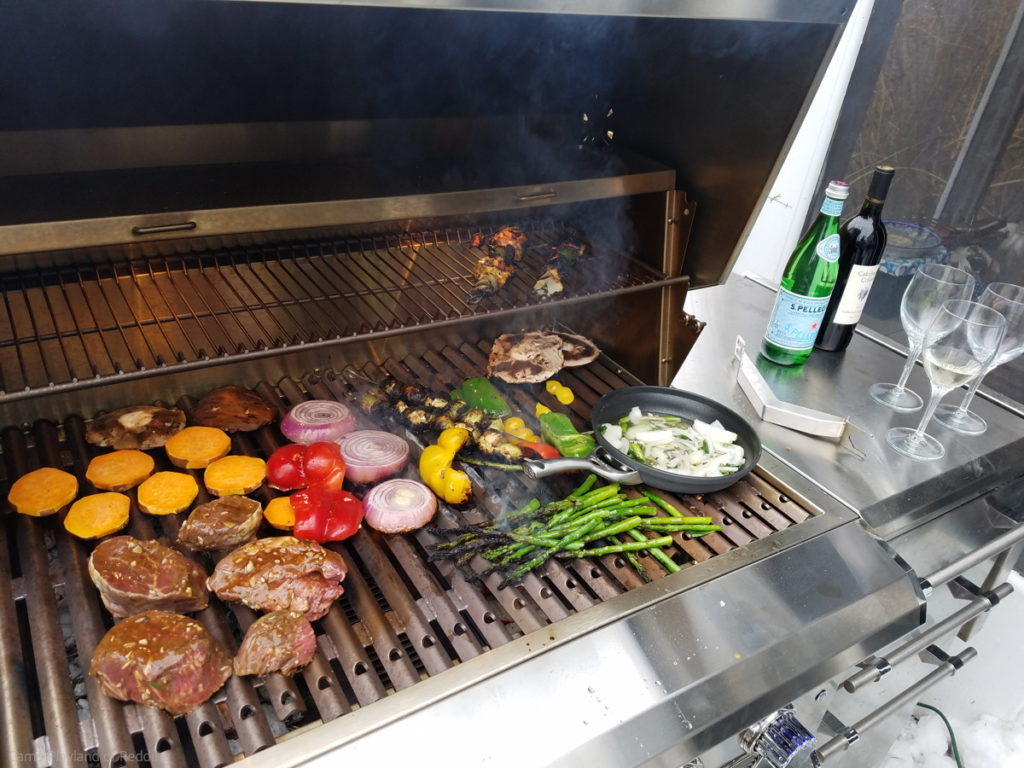 American muscle grill, stainless steel grill, all stainless steel grills, built in bbq grill, built in gas grills, natural gas grill outdoor, stainless steel bbq grill
