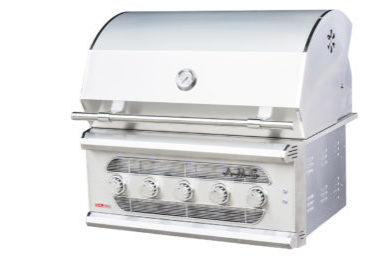 stainless steel grill, american muscle grill, AMG, Summerset grill, Summerset stainless steel grill