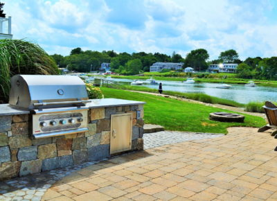 stainless steel grill, American Muscle Grill, Summerset Grill