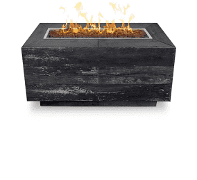 ebony fire pit
