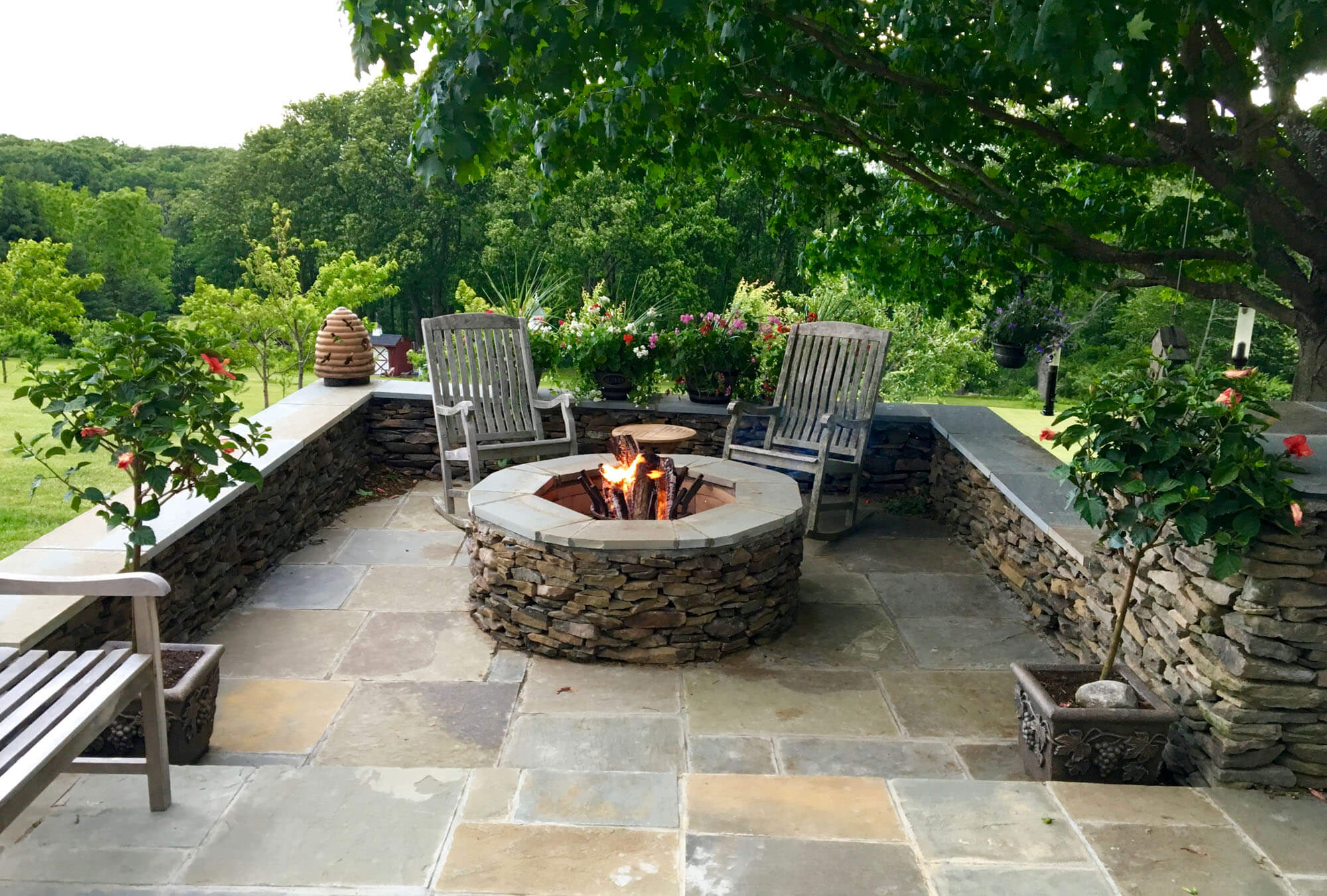 Outdoor Fire Pit Kit