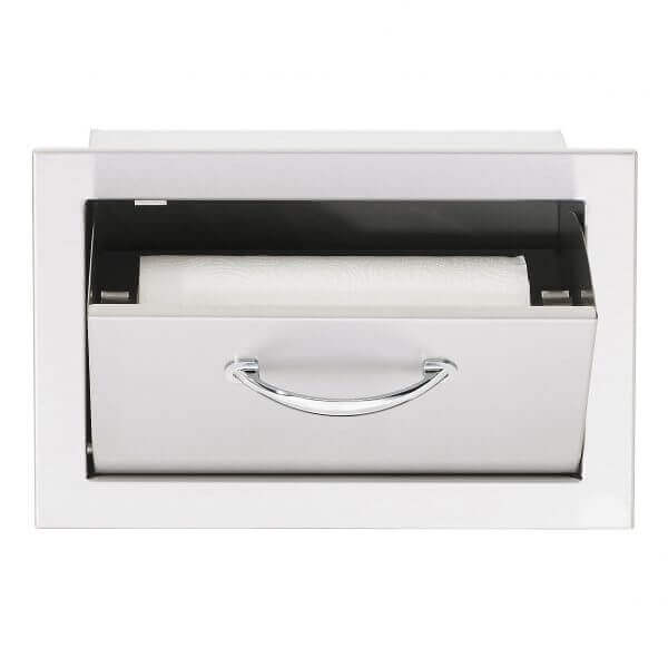towel-drawer-holder-sstdh-sunfire-outdoor-custom-kitchen-accessories